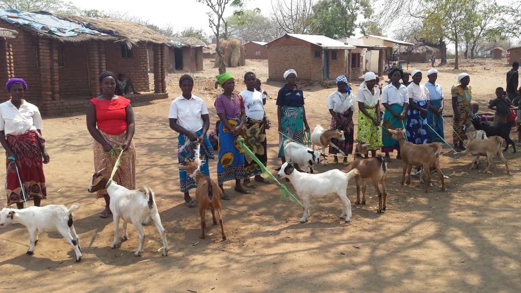 Aid for South Malawi
