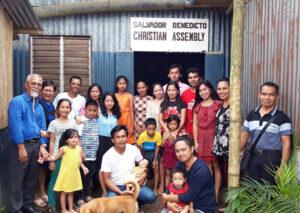 Agape Don Salvador church