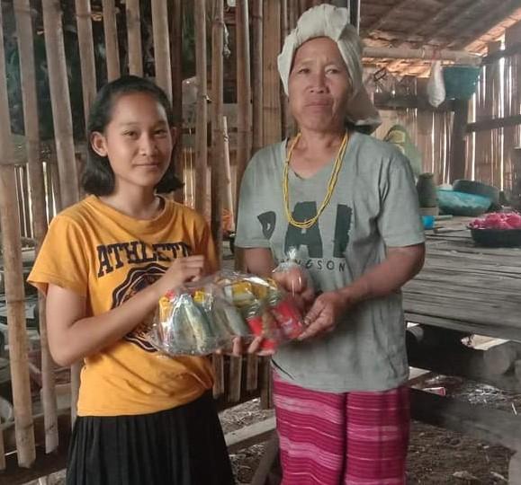 Covid19 Response Dannok Thailand