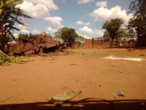 Malawi - rural Lilongwe village attack