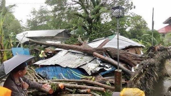 Mindoro Typhoon Rolly