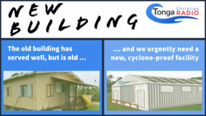New Building for TCRFM