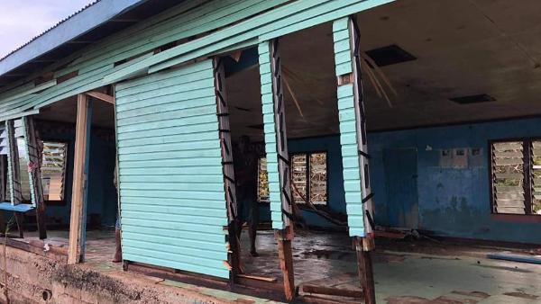 FIJI – Re-building on Mali after Cyclone Yasa
