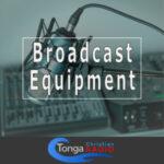 TCR Broadcast Equipment