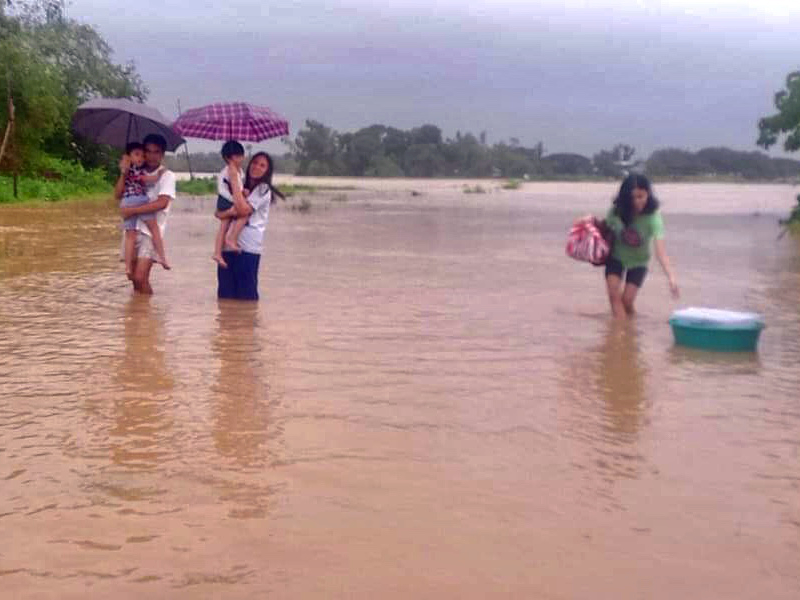 Mindoro Flooding 2021 - 4