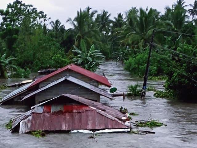 Mindoro Flooding 2021 - 1